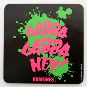 Ramones - 'Gabba Gabba Hey' Drinks Coaster